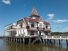 Club de Pescadores Costanera Norte Buenos Aires  Argentina Declarado Monumento Histórico Nacional