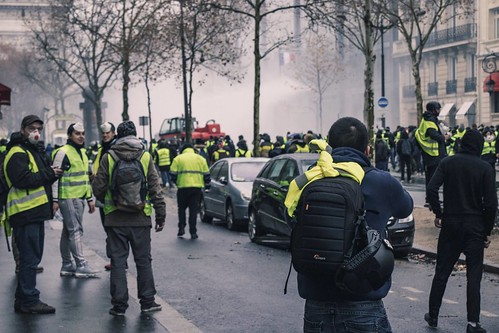 Sur l'avenue kléber | by #15N.Van