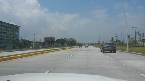 Highway to Panama City