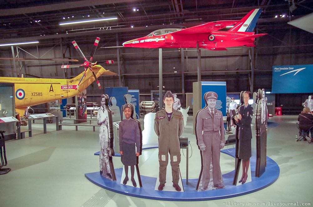 Royal Air Force Museum London-109