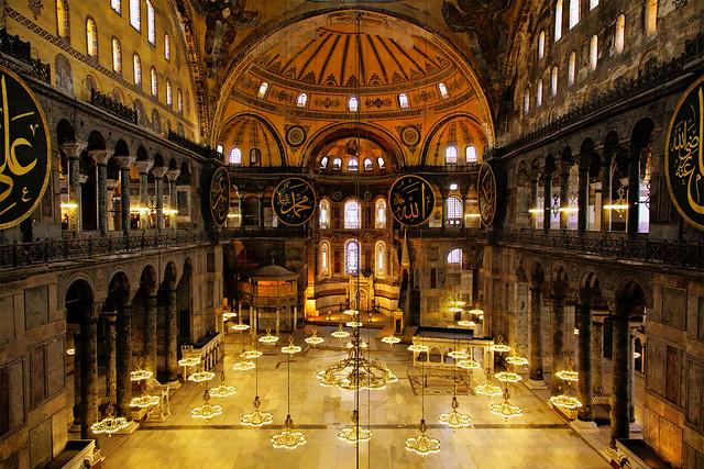 Ayasofya Cami (Hagia Sophia)