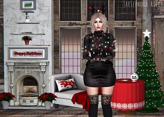 Happy Holidays   by JarSephora