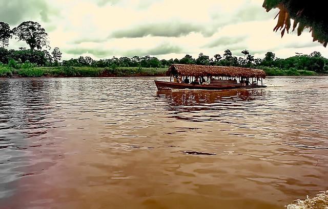 Amazon Jungle cruise