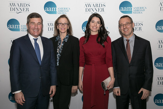 2018 AAM Awards Dinner