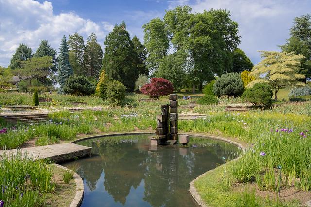 Parc des Iris - Parc de la Beaujoire (Nantes) - EXPLORE