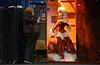 """Foto Foto: Pierre Borrasci  Festival Noorderzon Groningen 2005 Familie Flöz - Teatro Delusio <a href=""""http://www.floez.net"""" rel=""""noreferrer nofollow"""">www.floez.net</a>"""