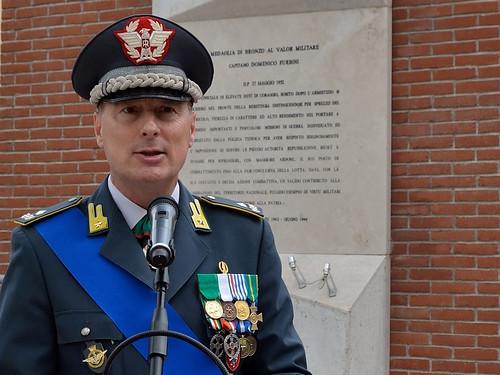 comandante GdF Regione Puglia Generale Vito Augelli   by LA VOCE DEL PAESE