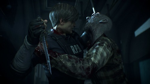 Resident Evil 2   by PlayStation.Blog