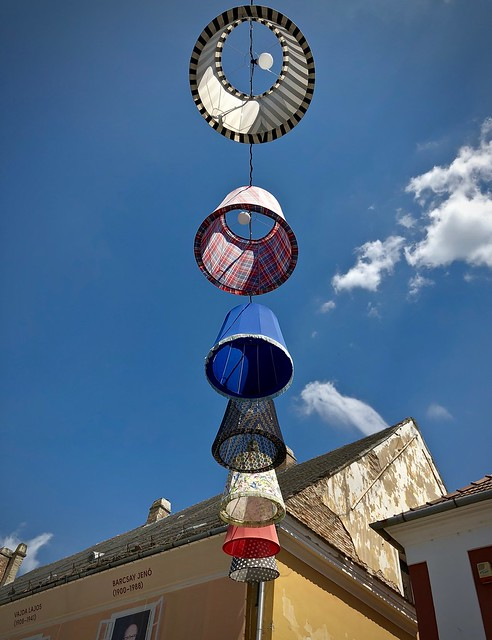 Lampshades in Szentendre 2
