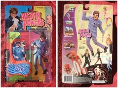 AUSTIN POWERS action figure by McFarlane Toys (1999)