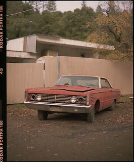 65 mercury monterey on medium format film | www garrettmeyer… | Flickr