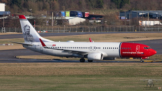 EI-GBI B738 NORWEGIAN | by John Mason 2019