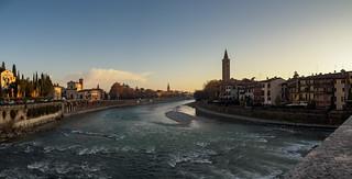 Tramonto a Verona | by Riccardo Palazzani - Italy