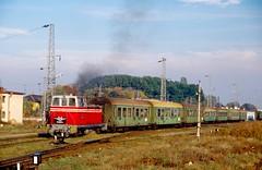 Rhodopenbahn/ Rhodope Railway: TU7E 81.002 Septemvri 17102000