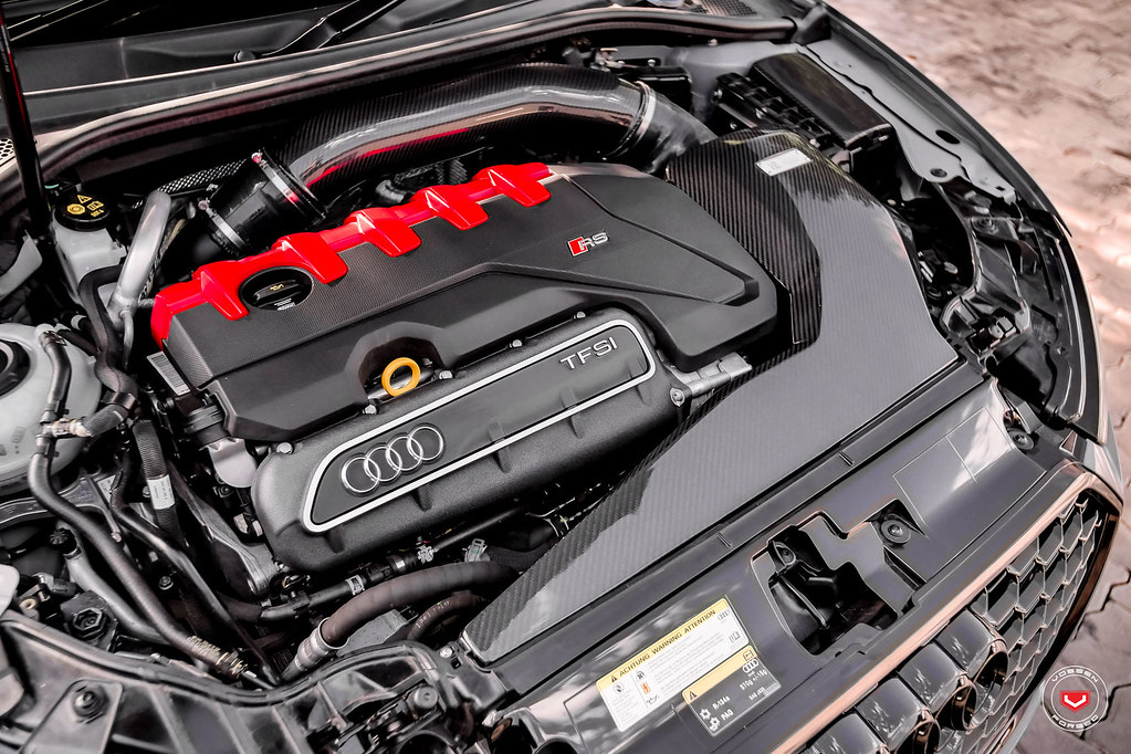 Audi RS3 - Vossen Forged - VPS-307 - © Vossen Wheels 2019