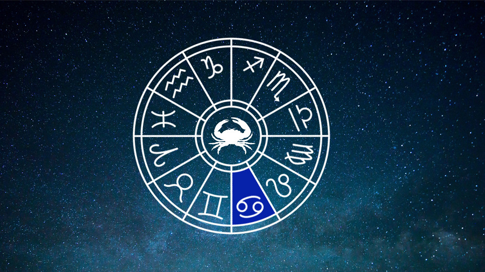 Cancer Horoscope Wheel From Astrology   A horoscope wheel wi…   Flickr