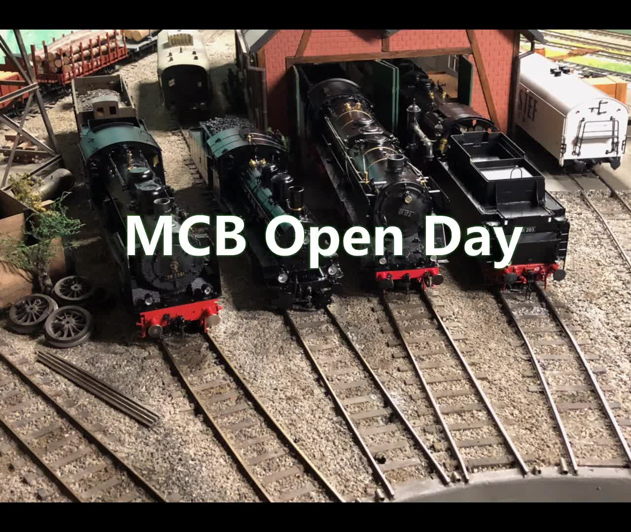MCB Open Day 2019