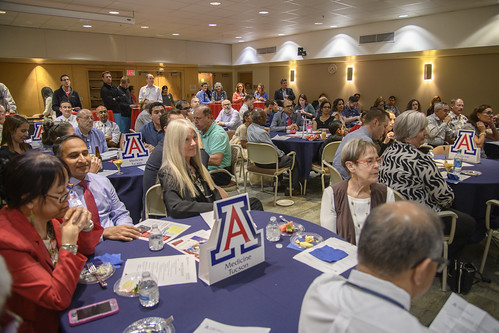 On Thursday, Nov. 7, 10 faculty members received the College of Medicine – Tucson's inaugural Clinical Excellence Awards.