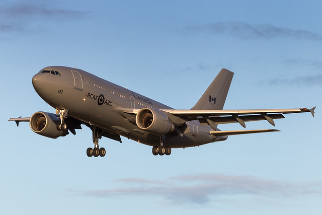 LIL - Airbus A310-304 CC-150 Polaris (15002) Canadian Armed Forces