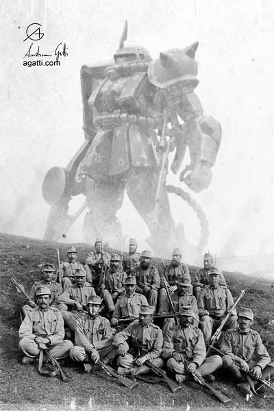 Austrian-Ladin Soldiers