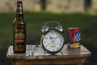 Clock 2 lens test