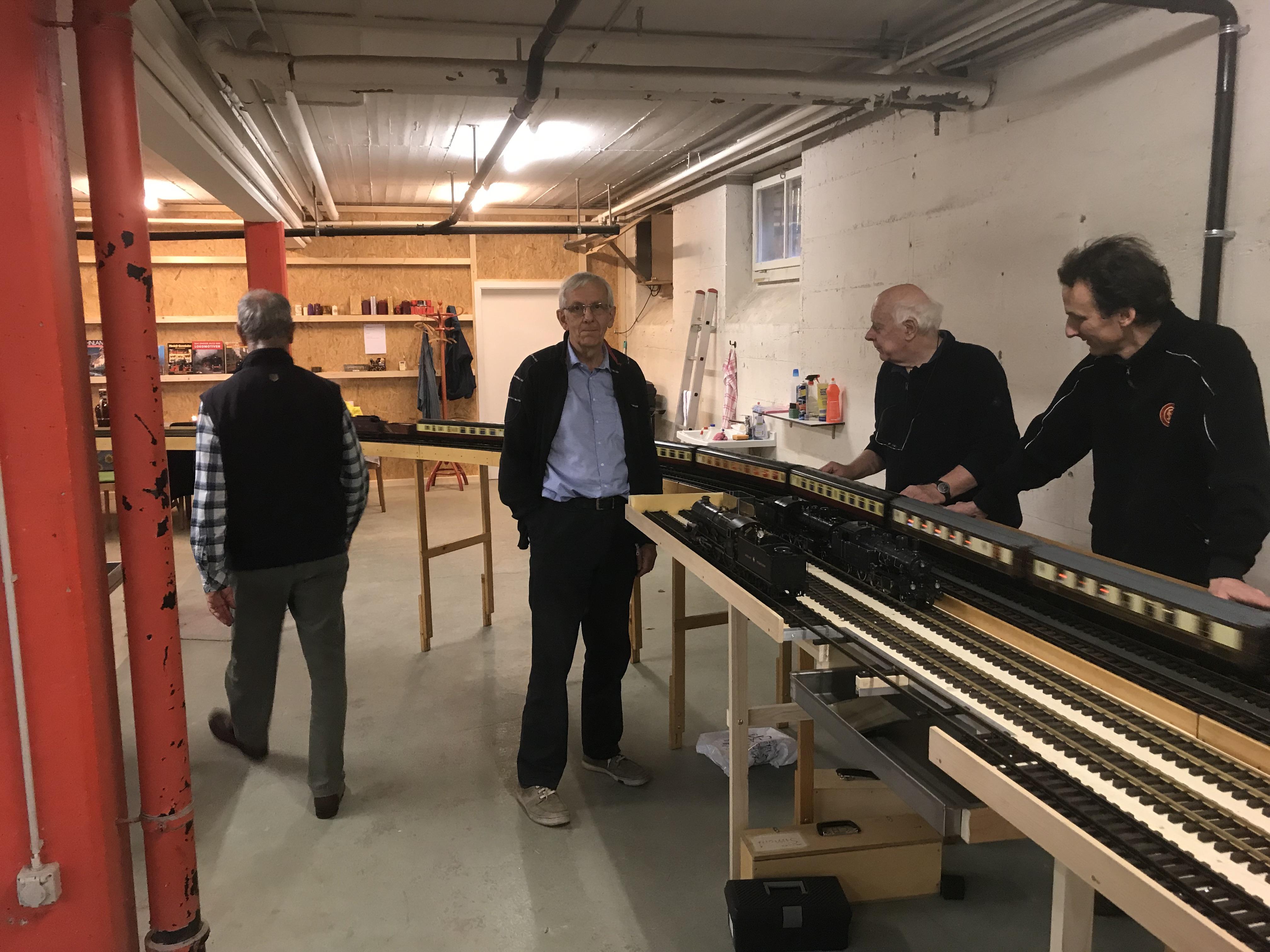 2018 Besuch in Eschlikon bei S1EE