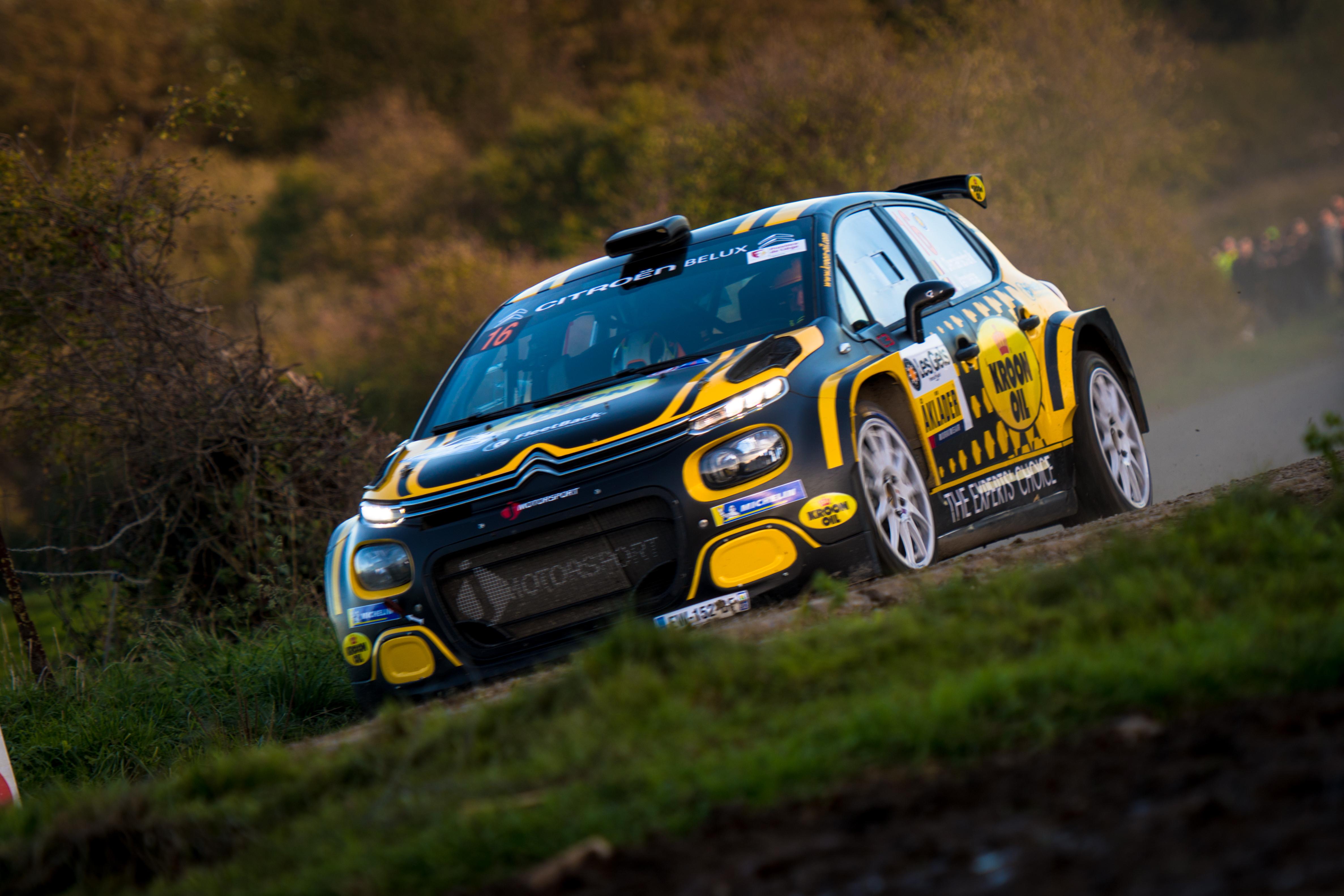 Rallye du Condroz 2018