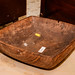 Solid wood bowl E8