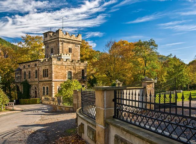 Schloss Wetzelstein