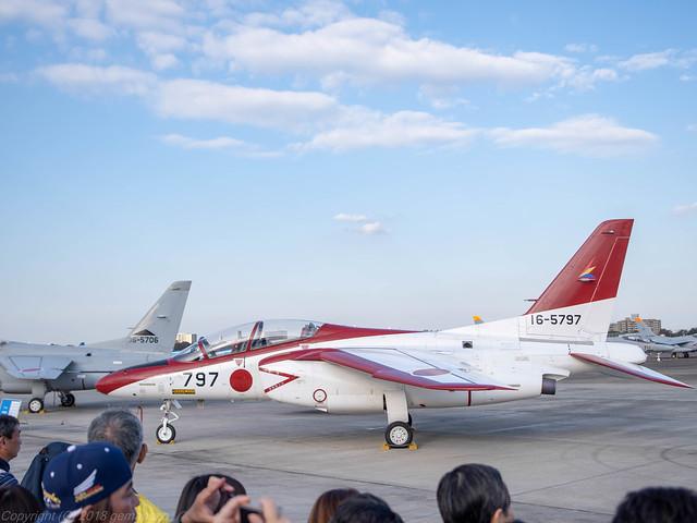 Iruma Air Festival 2018 - T-4 Special Paint