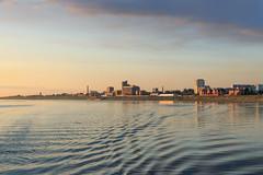 Tomsk city waterfront