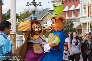 Meeting Foulfellow and Gideon | by Disney Dan
