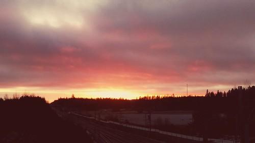 Sunset December   by felix200SX