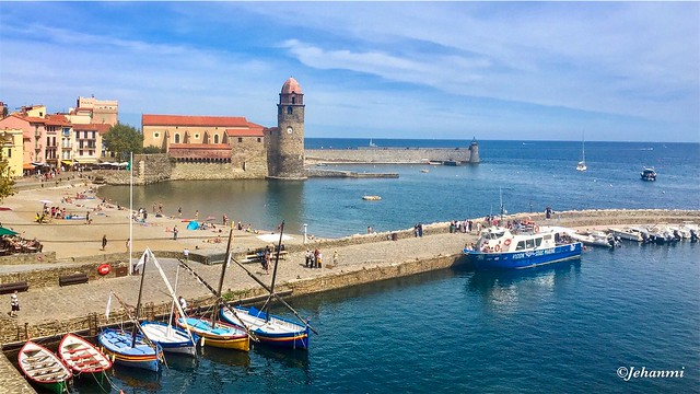 COLLIOURE, Occitanie | FRANCE