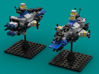 Magellan Class | by The Hydromancer