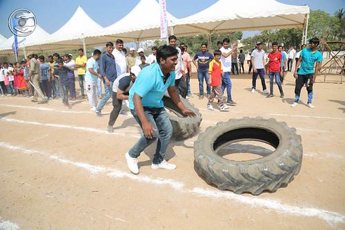 Tyre race