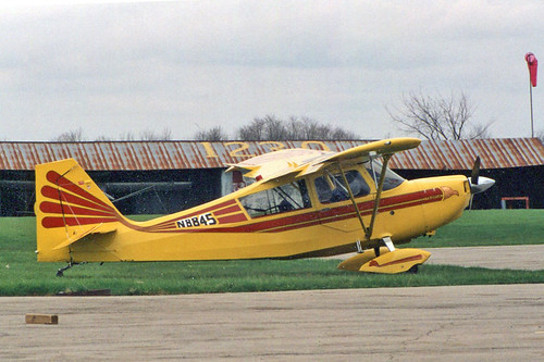 usa michigan linden pricesairport 9g2 n8845 bellanca citabria bellanca7kcab lightaircraft
