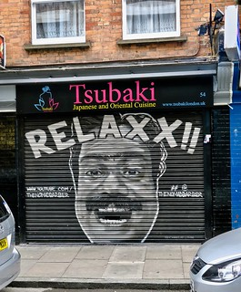 Tsubaki, London, UK | by Robby Virus