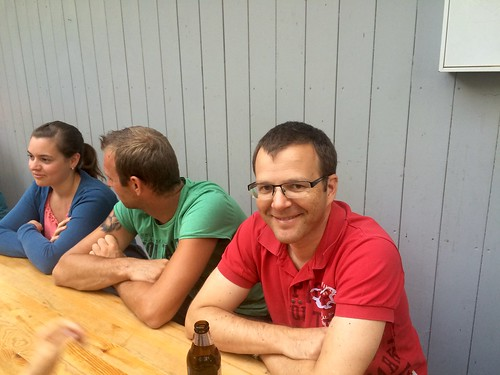 Grillfest & Neptuntaufe