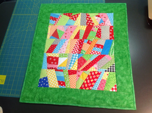 String Doll Quilt