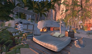 The Challenge- Castaway July 2015 | by Hidden Gems in Second Life (Interior Designer)