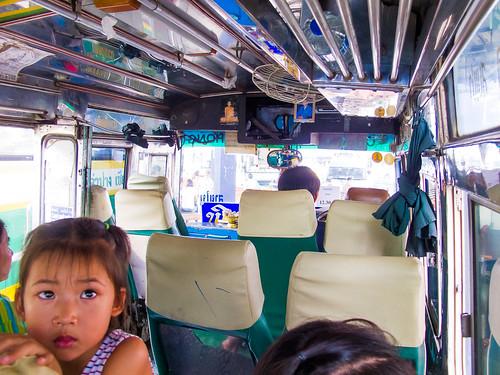 Chiang Khong Bus