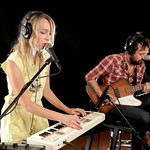 Thu, 16/07/2015 - 1:54pm - The Mynabirds Live at Studio A, 7.16.2015 Photographer: Brenna Keeley