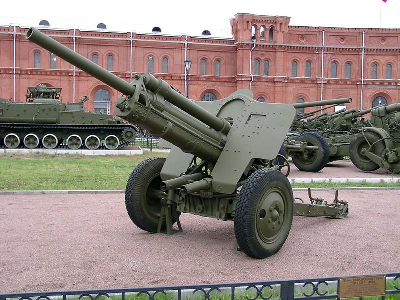 76mm field gun mod.1939 1