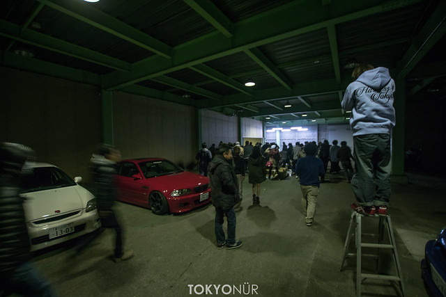Father of JDM // Mr.Inada's Dream ''Melon House'' Last Day [Dees Club]