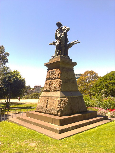Rabbie in Australia