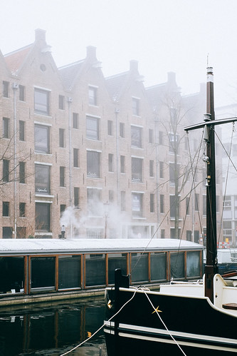 Amsterdam, Fog | by Amsterdamming