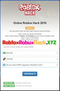 Roblox Robux Hack Tool - Generate Unlimited Free Robux | Flickr