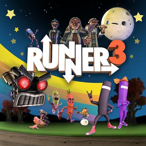 Runner3 | by PlayStation.Blog
