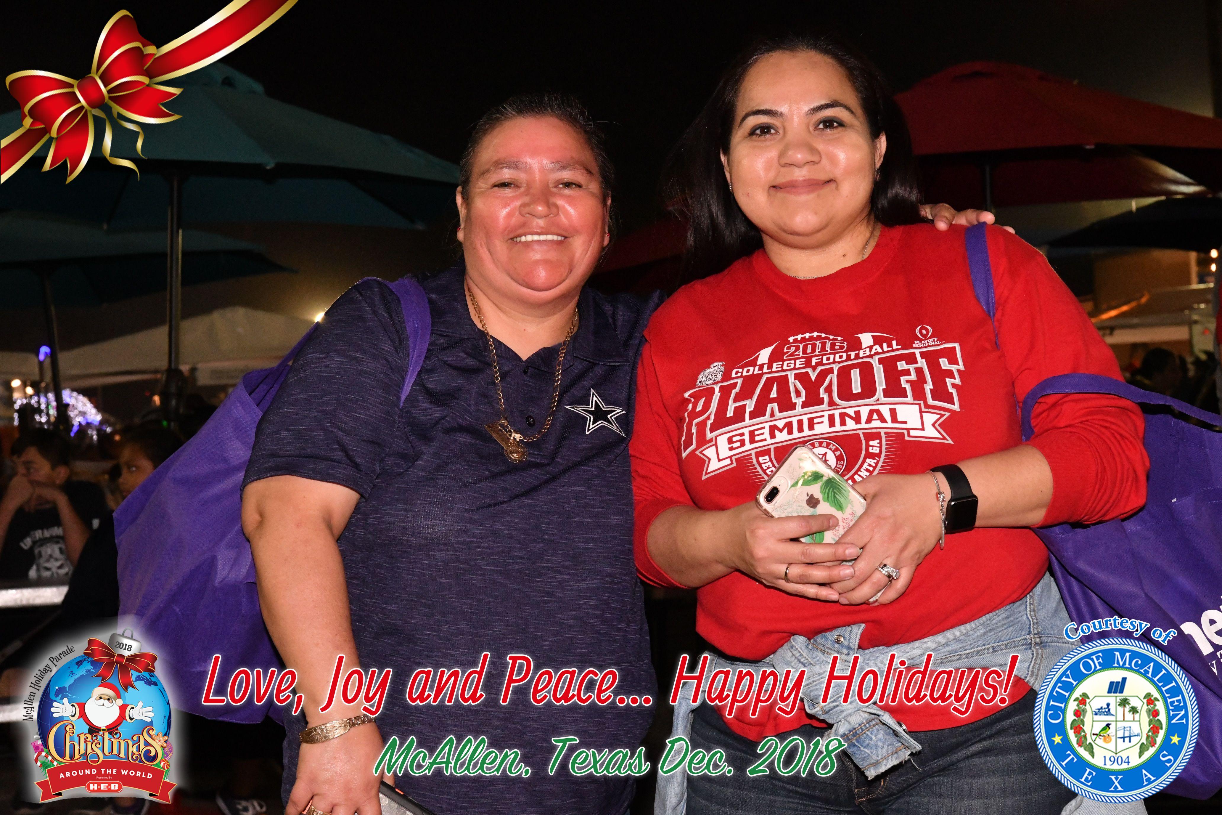 McAllen Holiday Parade 2018 — Part 5